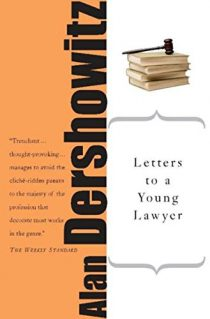 Letters to a Young Lawyer