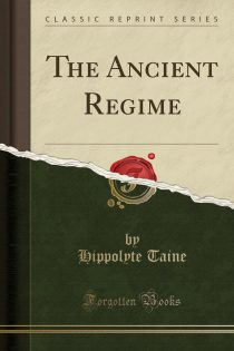 The Ancient Regime